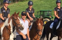 Hongcheon borrowed horse event a success for the Aussies