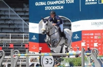 First FEI Nations Cup for Aussie Jake Hunter
