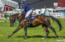 James Arkins and Eurostar take out Penultimate event at EQUITANA