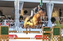 Aussies horses and riders shine in the Knokke summer sun