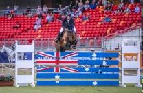 Senior Riders take over the Sydney Royal Jumping Program