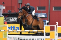 Jamie Kermond takes out Prince of Wales Cup at Royal Melbourne Show