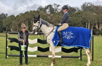 Jamie Priestley stars at Shoalhaven Spring Competition