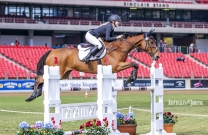 Jess Tripp flies to victory in Young Rider GP at Sydney Royal
