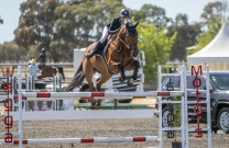 NSW Country Jumping Championships Decided