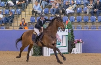 Jess Rice-Ward flies to victory in the Rider's Cup
