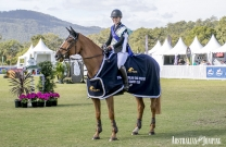 Jessie O'Connell wins Young Rider Tour at Elysian Fields