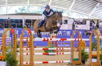 Waratah Showjumping World Cup Show finishes on a high