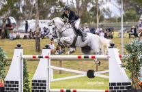 Great Day of Jumping Closes the JNSW Summer Show