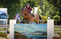 Podium finish for Kate Hinschen at Takapoto, New Zealand