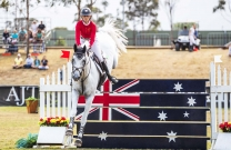 Katie Laurie to be part of Major League Show Jumping