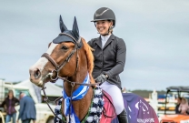 Madeline Sinderberry - 2019 Australian Jumping Young Rider Series Champion