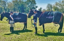 Olivia Rodeghiero takes Senior Champion at NT Jumping Championships