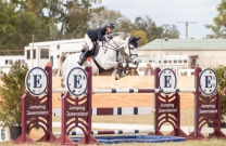 Gatton success for Olivia Hamood