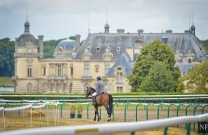 Edwina represents Australia in the 7th leg of the LGCT in Chantilly