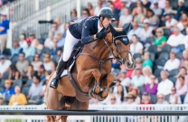 Meet the Australian Jumping Team from WEG at Willinga Park