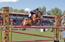 Australia's Jumping Team announced for FEI World Equestrian Games 2018