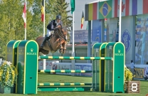 Brilliant Result for Rowan Willis and Blue Movie In Rolex Grand Slam