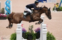 Rowan Willis and Everse W finish on high note at Tryon Spring 4 CSI 3*