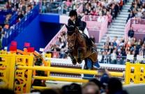 Edwina Tops -Alexander and California win the Hermes Grand Prix