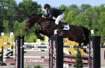 Olympic showjumper and ex-eventer Scott Keach: An exclusive interview