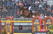Scott Keach and Rowan Willis tackle CSI5* at Tryon tonight