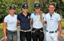 Jumping for Youth Olympic Games Selection