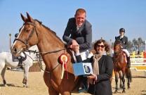 Success for Stephen Mercer in Spain