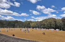 Lovely new venue Stonewall Equestrian hosts local competition