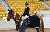 Katie Laurie takes out Grand Prix in Tamworth