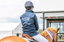 Blues dominate Australian Jumping Championships