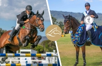 Teams Oaks Sport Horses and Martin Collins Australia in inaugural AJTL