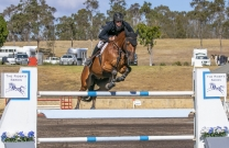 Tom McDermott shines in the first of the FEI CSI1* Spring Series