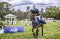 Magnificent McDermott takes out JNSW Summer Show Grand Prix