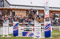 A brilliant finale to the Australian Jumping Championships