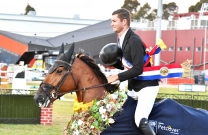 Tom McDermott - World Cup success wraps up brilliant week in Melbourne