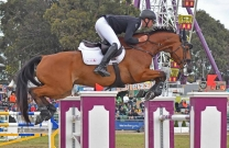 Two more combinations achieve their MER at Melbourne Royal