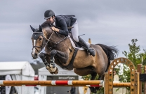Tom McDermott and Elegance De La Charmille - 2019 Australian Senior Champions
