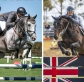 Two Aussie produced horses heading over to two Aussies riders OS