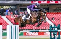 Vicki Roycroft and Licaviv take GP at Dubbo Show