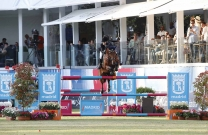 Edwina Tops-Alexander to continue LGCT charge in Madrid