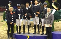 Great results at the Owners Pony and Young Riders Charity Show