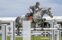 Katie Laurie and McCaw MVNZ - 2018 Australian Future Stars Champions