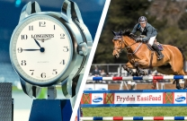 Excitement is building for the final day of the Longines Masters in Hong Kong