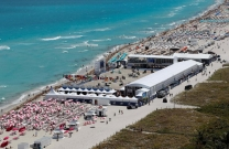 Spectacular Miami Beach hosts the LGCT and GCL this week