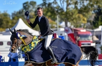 Tom McDermott thrills crowd with Gatton World Cup win